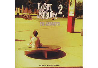 Haight Ashbury - The Ashburys - (CD)