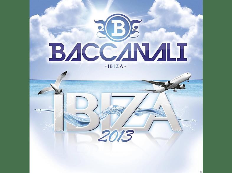 VARIOUS - Baccanali [CD]