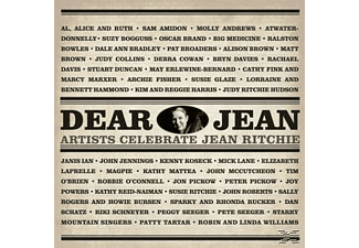 VARIOUS - DEAR JEAN - ARTISTS CELEBRATE JEAN RITCHIE  - (CD)