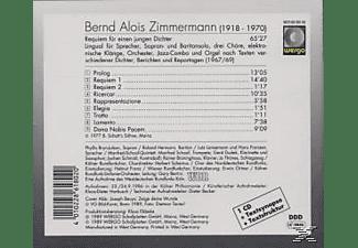 Sinfonie Orchester Der Wdr Koln, Gary/krso/+ Bertini - Requiem Für Einen Jungen Dichter  - (CD)