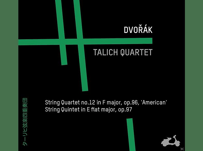 Quatuor Talich - Strings Quartett [CD]