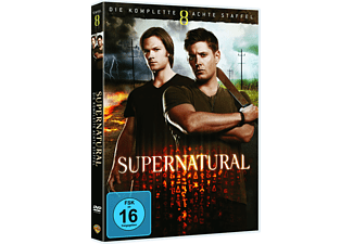 Supernatural - Staffel 8 [DVD]