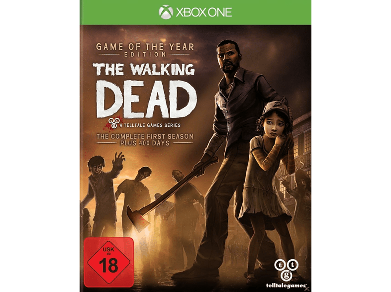 The Walking Dead (Game of the Year Edition) [Xbox One]