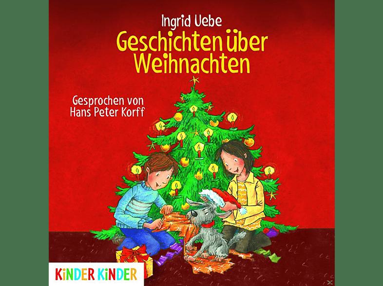 Ingrid Uebe - Geschichten über Weihnachten - (CD)