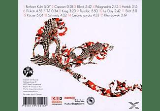 Oli Kombo Kuster - FLOKATI  - (CD)