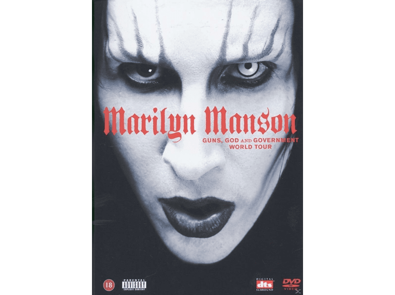 Marilyn Manson - Guns, God And Government World Tour [DVD]