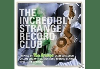 VARIOUS - Incredibly Strange Records Club Vol.1  - (CD)
