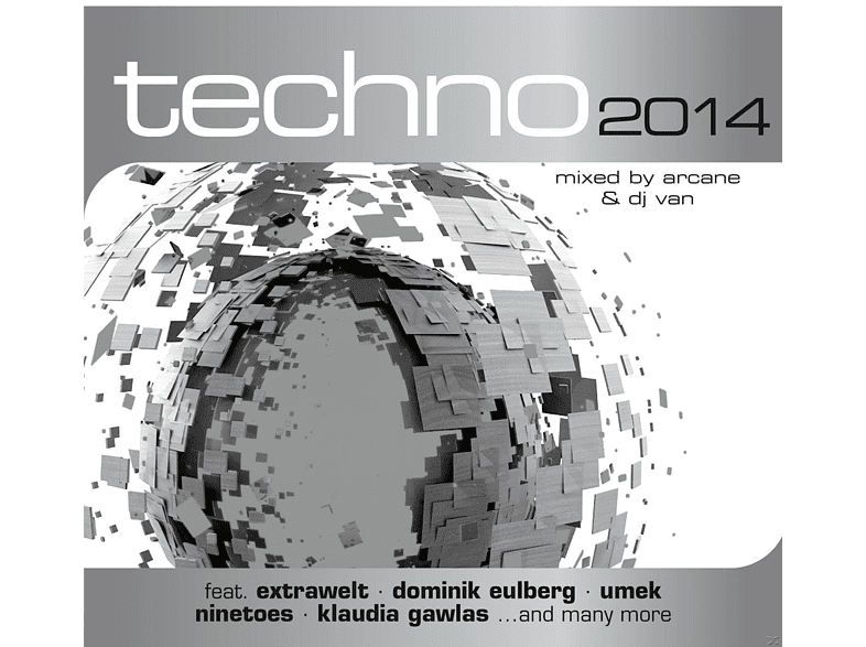 VARIOUS - Techno 2014 [CD]