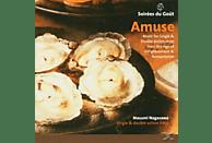 Masumi Nagasawa - Amuse-Musik Für Harfe [CD]
