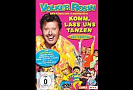 Volker Rosin - Volker Rosin - Komm, lass uns tanzen: Die Videos [DVD]
