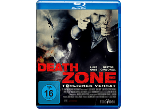 Death Zone - Tödlicher Verrat Blu-ray