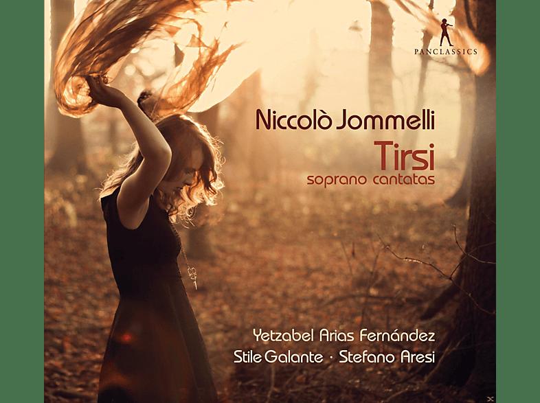 Fernandez Yetzabel, Stefano Aresi - Tirsi-Kantaten Für Sopran [CD]