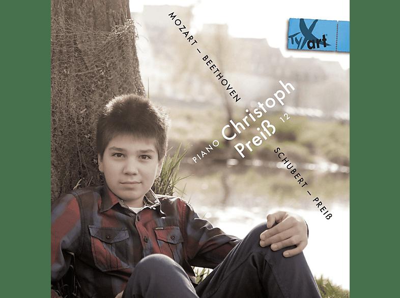 Christoph Preiß - Christoph Preiß,12,Piano [CD]