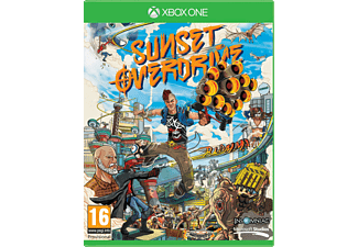 Xbox One Sunset Overdrive - Day One