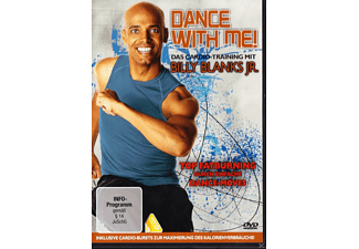 Dance with me! - Cardio-Training mit Billy Blanks jr. - (DVD)