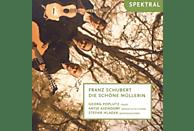 Georg Poplutz, Antje Asendorf, Stefan Hladek - Die Schöne Müllerin [CD]