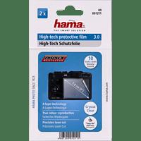 HAMA Easy-On Premium Displayschutzfolie, universell, Transparent