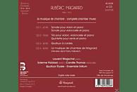 Laurent Wagschal, Solenne Paidassi, Camille Thomas - Die Kammermusik [CD]