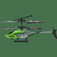 JAMARA 38600 Spirit Helikopter Gyro Turbo, Grün