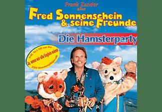 Frank Zander, Fred Sonnenschein & Seine Freunde - Die Hamsterparty (Re-Release)  - (CD)
