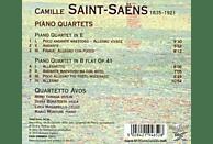 Quartetto Avos - Piano Quartets [CD]