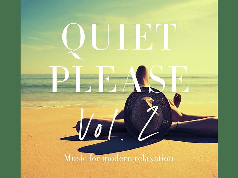 VARIOUS - Quiet Please Vol.2 [CD]