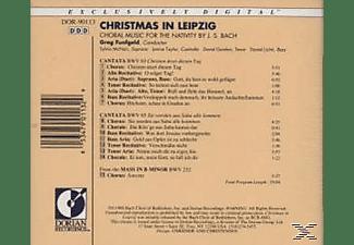 Greg/bach Choir Of Bethlehem Funfgeld - Christmas In Leipzig  - (CD)