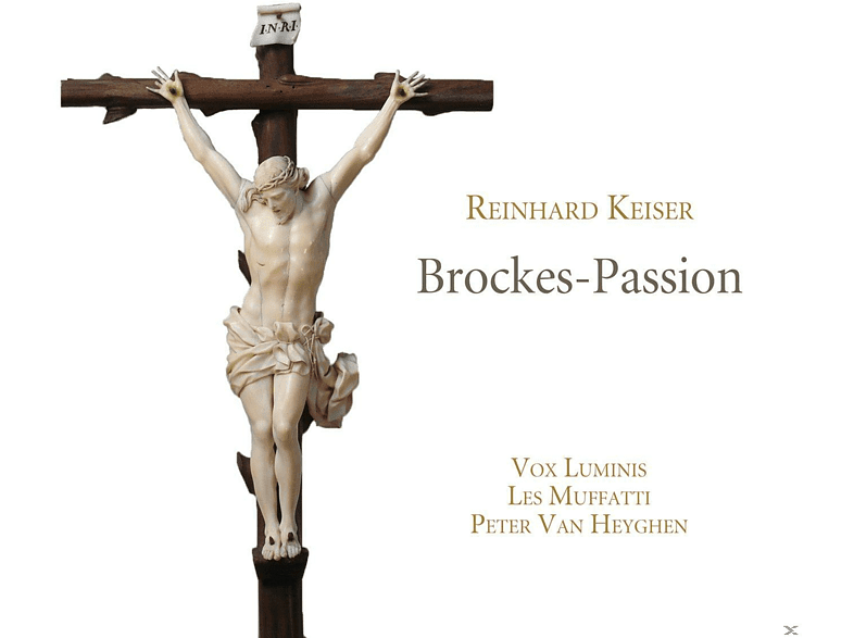 Peter Van Heyghen, Vox Luminis, Les Muffatti - Keiser: Brockes-Passion [CD]