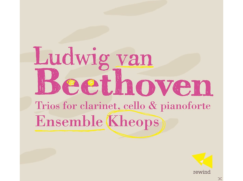 Ensemble Kheops - Trios Für Klavier,Klarinette & Cello,Op.11 & 38 [CD]
