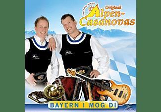 Original Alpen Casanovas - Bayern I Mog Di  - (CD)
