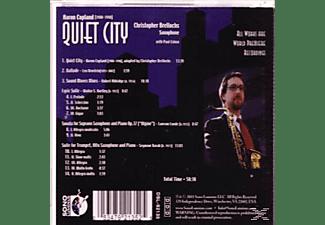 BRELLOCHS,CHRISTOPHER & COHEN,PAUL - Quiet City  - (CD)