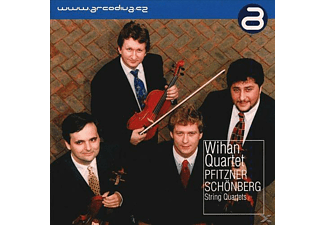Wihan Quartet - Streichquartett 2 cis-moll  - (CD)