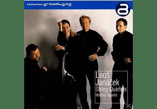 Martinu Quartet - Streichquartette 1 und 2  - (CD)