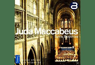Prague Philharmonic Choir - Juda Maccabeus  - (CD)