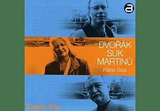 Czech Trio - Klaviertrio f-moll op.65  - (CD)