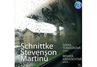 Ivana Tomaskova, Renata Ardasevova - Violine Und Klavier  - (CD)