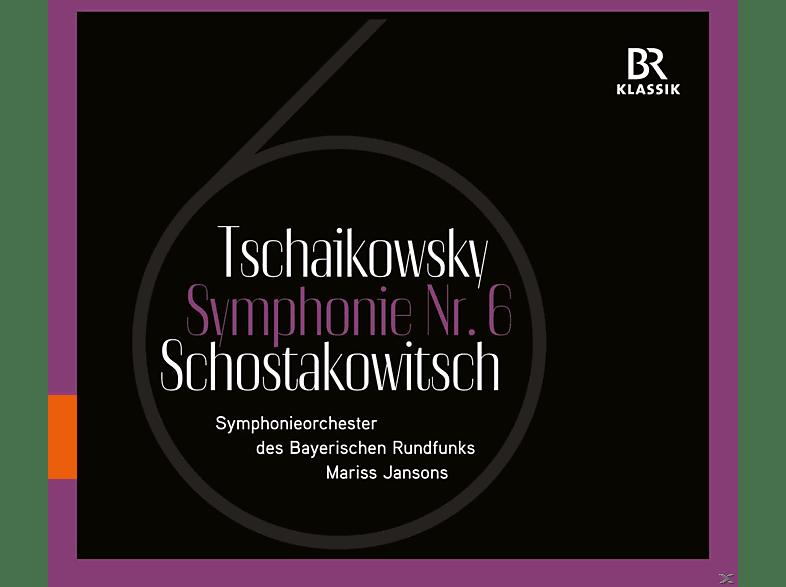 Mariss Jansons, Sinfonieorchester Des Bayerischen Rundfunks - Symphonie Nr. 6 [CD]