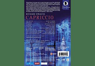 Bo Skovhus, Renée Fleming, Michael Schade, Angelika Kirchschlager, Orchester Der Wiener Staatsoper - Capriccio  - (DVD)