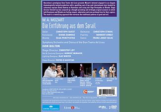 VARIOUS, Symphony Orchestra and Chorus of the Gran Teatre del Liceu - Die Entführung Aus Dem Serail  - (DVD)