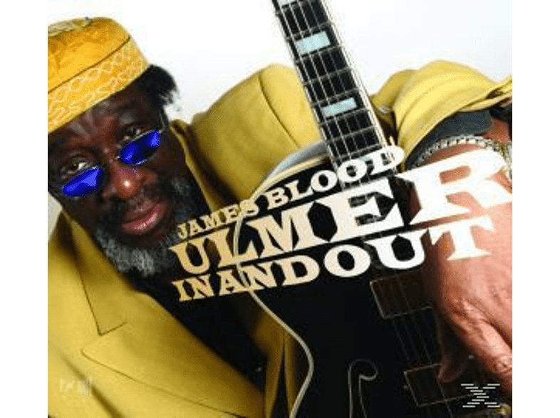 James Blood Ulmer - In And Out [CD]