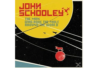 John Schooley - The Man Who Rode The Mule Around TH  - (LP + Bonus-CD)