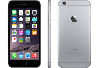 APPLE iPhone 6 32 GB Spacegrau