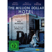 The Million Dollar Hotel DVD