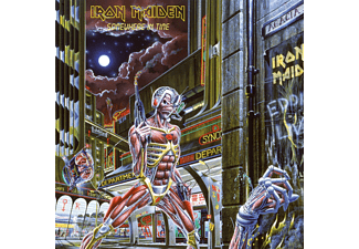 Iron Maiden - Somewhere In Time (Vinyl LP (nagylemez))