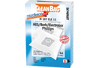 SCANPART M187ELE11 MicroFleece+ S-Bag