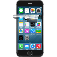 CELLULAR LINE 35385 Schutzfolie (Apple iPhone 6, iPhone 6s)
