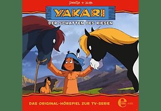 Yakari - Yakari 23: Der Schatten des Riesen  - (CD)