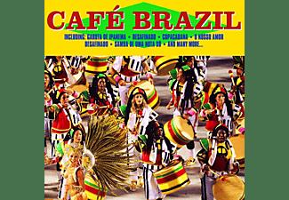 VARIOUS - Cafe Brazil  - (CD)