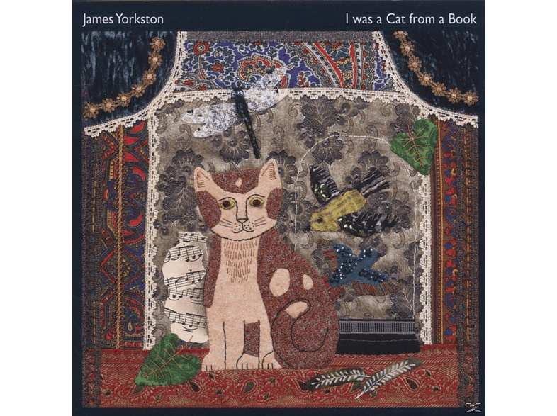 James Yorkston - I Was A Cat From A Book [CD]