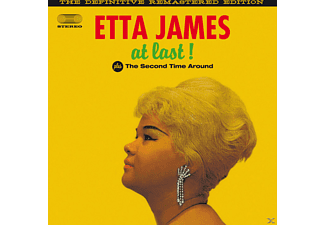 Etta James - At Last! The Second Time Aro - (CD)